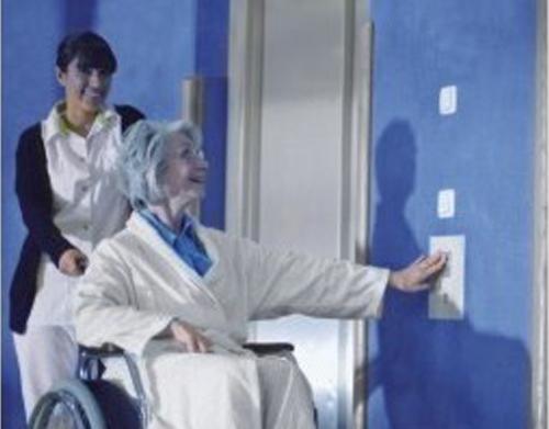 医用无机房电梯