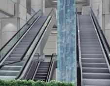 柳州电动扶梯