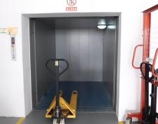 东莞无机房载货电梯