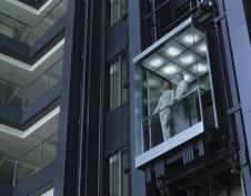 无机房升降梯