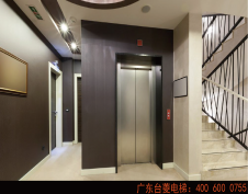 别墅电梯4