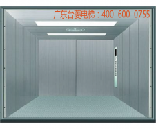 台菱载货电梯8
